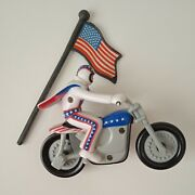 Evil Knievel Replacement Action Figure Only