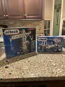 Eitech Crane And Truck Creative Metal Construction Building Kit- Made In Germany