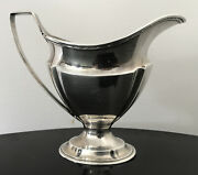 Co American Sterling Silver Pitcher Traditional Heavy Mint