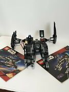 Lego 7672 Star Wars Rogue Shadow With Minifigures Directions 100 Complete