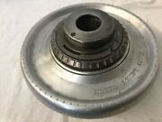Jacobs 91-a6 Rubber Flex Collet Spindle Nose Lathe Chuck With 2-3/8 Adapter