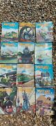 Meccano Magazines 1963 Full Year Reasonable Condition Lovely Classic Car Trains