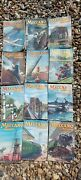 Meccano Magazines 1949 Full Year Reasonable Condition Lovely Classic Car Trains