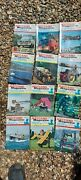 Meccano Magazines 1969 Full Year Reasonable Condition Lovely Classic Car Trains