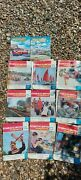 Meccano Magazines 1964 Full Year Reasonable Condition Lovely Classic Car Trains