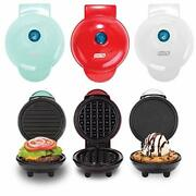Dash Mini Maker Griddle Waffle Maker And Grill Set Assorted Colors
