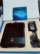 Linksys E1200 Wireless N Router Home Wifi Network Cisco Black Fast Easy Box Mint