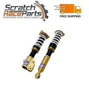 Hks 80250-am001 Hipermax Frontandrear Lowering Coilover Kit Fits Lancer Evo X