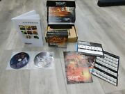 Insanity Total Body Home Workout 10 Disc Dvd Set + 3 Dvd W/ Poster Book