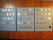 64pc Buffalo Nickel Set Complete 1913dandsty2 And1914d,1915s,1921s 1924s 26s 31s