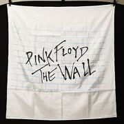 Rare Vintage 80's Pink Floyd The Wall Large Tapestry Circa 1982