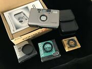 Contax T3 Titanium Point And Shoot Camera Bundle - Silver --400 Off