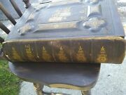 Antique Bible From The 1800's