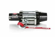 Warn Vrx 45 Powersports Winch 50andrsquox1/4andrdquo Steel Rope Durable All-metal Construction