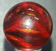 Christensen Agate C.a.c Cobra Really Cool This Marble Is Really Rare Vhtf