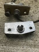 1942 1946 1947 1948 Lincon Continental Heater And Defroster Vent Switch Assembly
