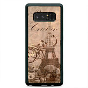 Eiffel Tower Couture France Case Cover Samsung Galaxy S21 S20 Plus Ultra S10+ S9