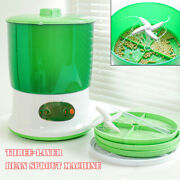 Smart Growing Bean Sprouts Machine Grow Automatic Large Thermostat Green Seeds