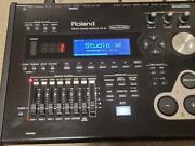 Roland Td-30 Drum Sound Module Free Shipping Fast Shipping From Japan