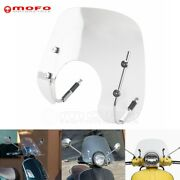 Motorcycle Windshield Windscreen Accessories For For Piaggio Vespa Gts250 Gts300