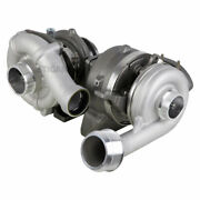 For Ford F250 F350 F450 Super Duty 6.4 Diesel Stigan Compound Turbocharger Csw