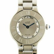 Ss Wristwatch Mast Silver Women And039s Fashionable Pitiable _8162