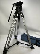 Miller Arrow 40 Tripod System With 2 Stage Sprinter Legs
