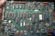 Valley Cougar 8 Dart Game Aa3 Cpu Board 2 - Clean And Working Cpu From Cabinet