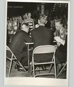 Tri State Beauty Pageant Judges For Miss Channel 4 Swimsuit 1959 Press Photo