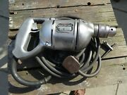 Vintage Black And Decker 1940and039s 3/8 Electric Drill Ac/dc 220v Made In England