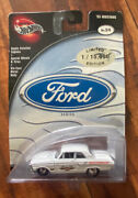 Rare 1965 Hot Wheels Error Ford Thunderbolt In Ford Mustang Package