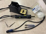 Pace Sx-80 Desolder Handpiece With Extras
