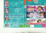 Dora The Explorer-on Stage Collection-[3 Complete Dvds]-animated Dte-3 Dvd