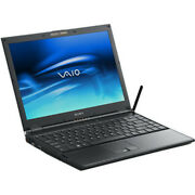 Sony Vaio Vgn-sz Series 13.3in. 160gb, 2ghz, 2gb Notebook/laptop