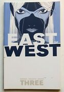 East Of West Vol. 3 Image Graphic Novel Comic Book