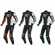 Berik Monza Two Piece Motorcycle Leather Suit 2.0 Uncompromising Safety Approved