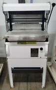 Oliver Bread Slicer, Compact, Up To 600 Loaves Per Hour Model 777