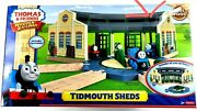 Fisher-price Thomas The Train Wooden Railway Tidmouth Sheds Thomas And Friends