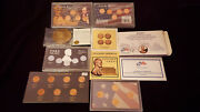 Lincoln 1909 Bronze Medal 1943 Steel Cents 1960 Cents 1982 Cents 2009 Cents
