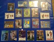 Lot Of 20 High End Basketball Cards Rookies Autos Jerseys Low D Prizms