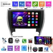 Sale Android 10.1 Car Radio Gps 1+16g Stereo +canbus For 2015-17 Toyota Camry