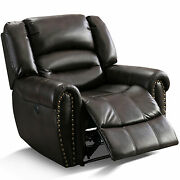 Power Usb Charging Port Recliner Lounge Chair Sofa Lay Back Seating Single
