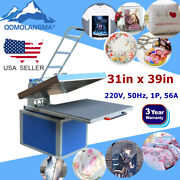 31in X39in Large Format Textile Thermo Transfer Heat Press Machine-usa Stock
