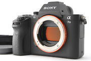 [ab Exc+/count 1297] Sony Alpha A7ii Ilce-7m2 Mirrorless Camera From Japan 6864