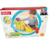 Fisher-price Little People Wheelies Roller Coaster Gift Playset New Large Box