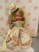 Nancy Ann Storybook 87 Family Series Bridesmaid Doll 5 With Box Pudgy Frozen