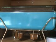 Pyrex Agee Turquoise Cob-400
