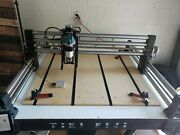 Onefinity Cnc Machine Wood Carving Equipment With Vacuum Remote Control Bits