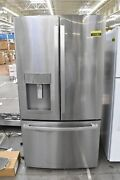 Ge Gfd28gynfs 36 Stainless French Door Refrigerator Nob 111357