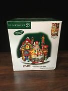 Dept 56 2004 North Pole Mandmand039s Candy Factory 56.56773 Lighted And Animated